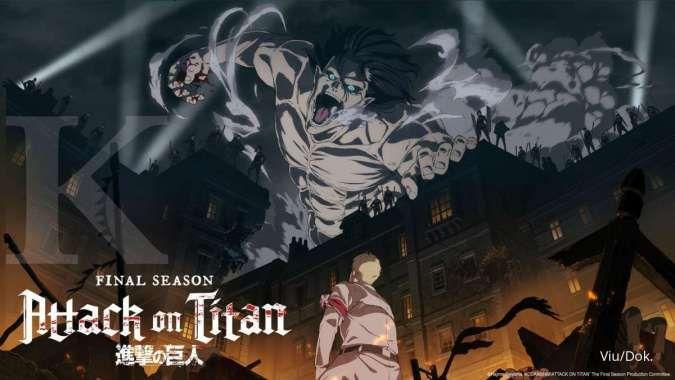 Attack on Titan Season 4 episode 13, berikut link nonton streaming di iQIYI sub Indo