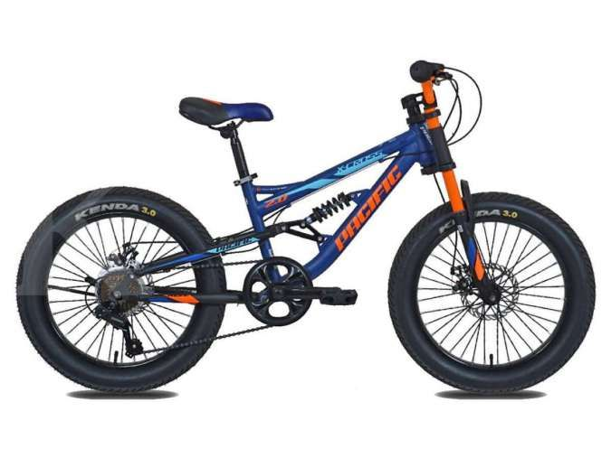 Sepeda gunung Pacific X-Cross 2.0