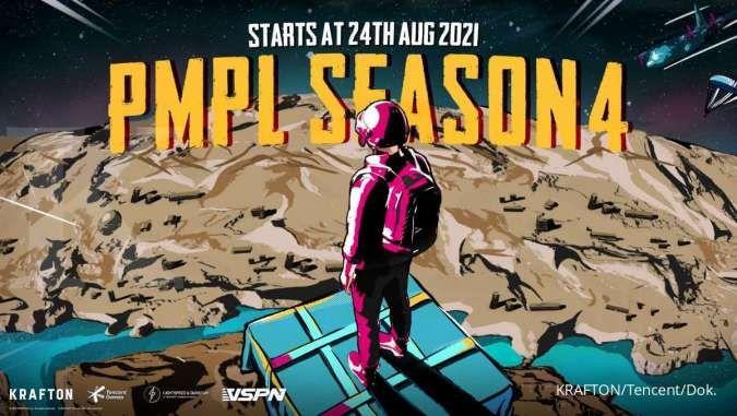 Jadwal PUBG Mobile PMPL SEA Season 4: Weekdays, Super Week, hingga Final