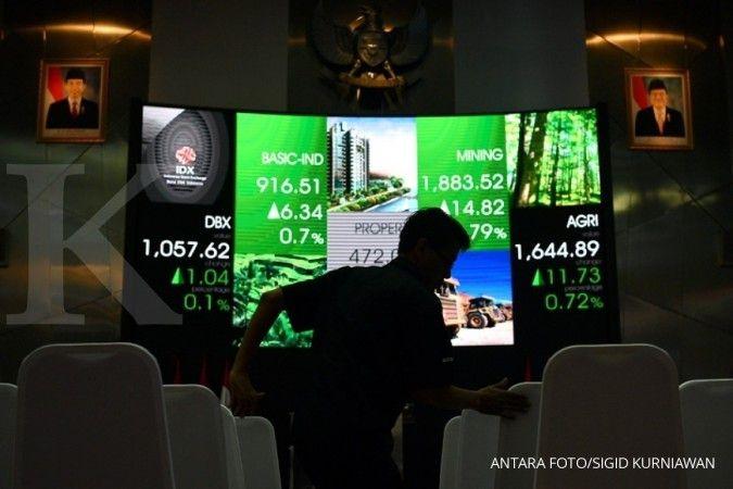 IHSG melorot 0,48%, ini ringkasan perdagangan saham Jumat (15/2)