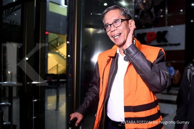 Kasus suap Kepala KPP Ambon segera sidangkan