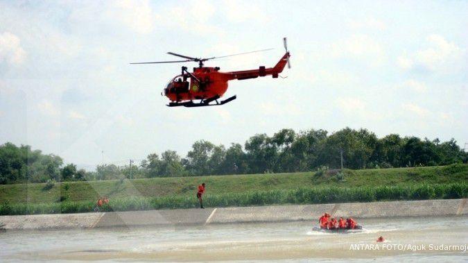 BNPB mengerahkan enam helikopter untuk evakuasi korban banjir bandang di NTT