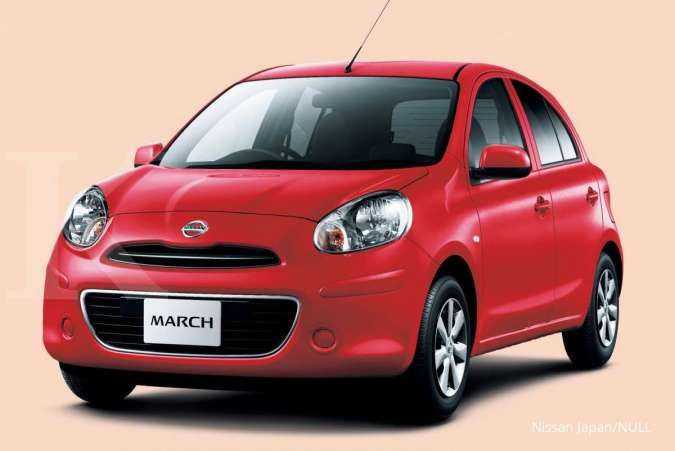 Harga mobil bekas Nissan March kini mulai Rp 70 juta saja, makin murah