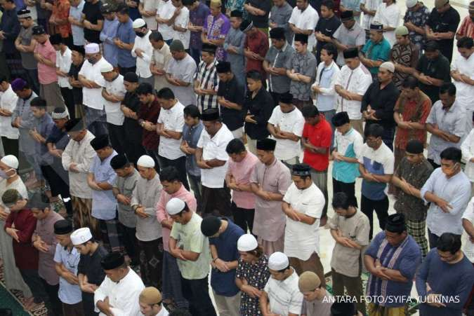 Ada klaster shalat tarawih di Banyumas, epidemiolog menilai pembatasan tak efektif