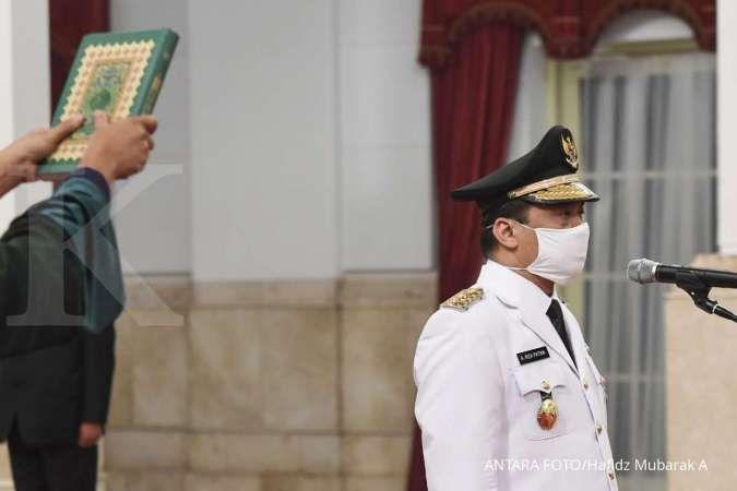 Baru dilantik, ini PR mendesak Wagub DKI Jakarta