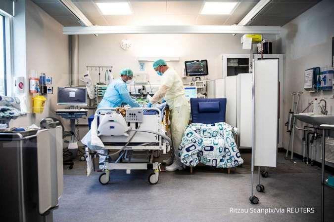 Mau tahu biaya perawatan pasien Covid-19, simak yuk
