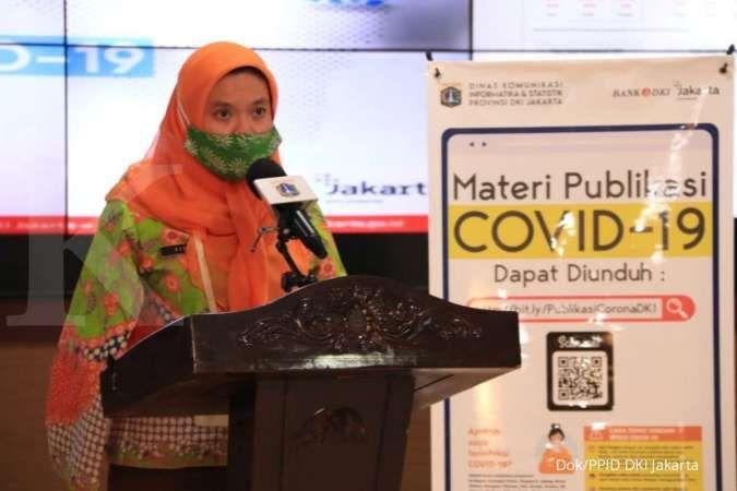 Kasus Corona di Jakarta masih tinggi Sabtu 25 Juli, positif 18.623, sembuh 11.725