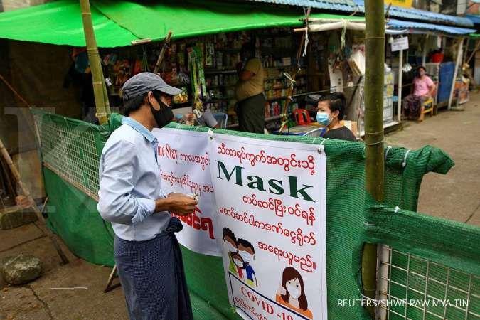 Myanmar memulai program vaksinasi Covid-19 dengan prioritas para petugas kesehatan