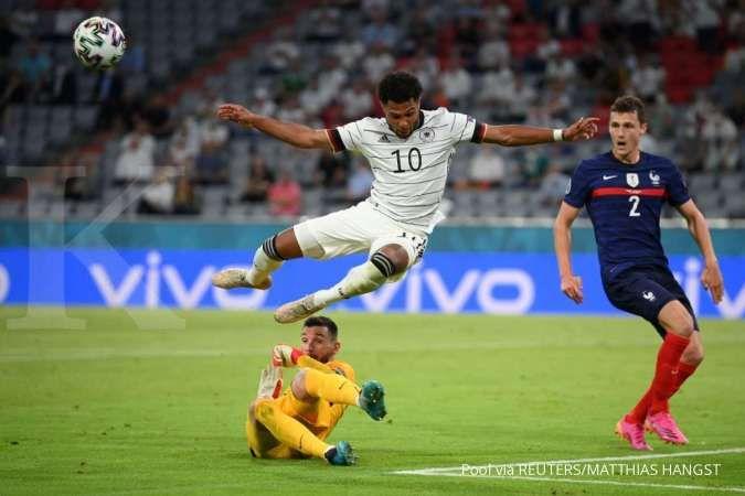 Jadwal Euro 2020 Portugal vs Jerman di Grup F