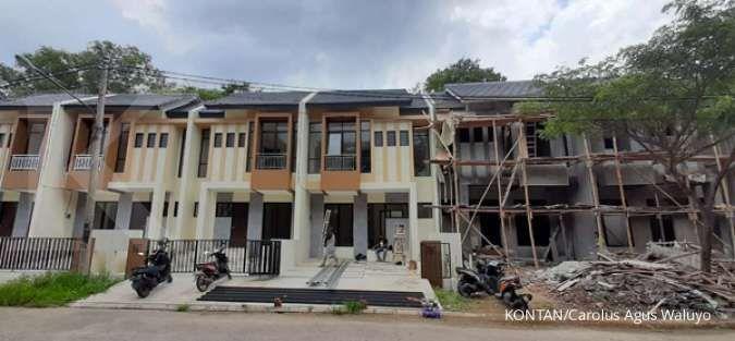 Rumah tapak di koridor selatan Jakarta makin diminati