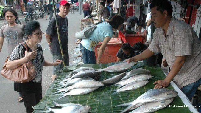 KKP fasilitasi penjualan ikan di ritel modern