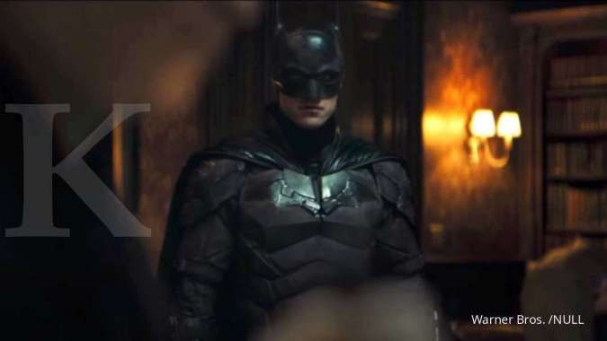 Robert Pattinson membahs film The Batman dan karakter Bruce Wayne yang dia perankan.