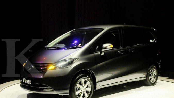 Harga mobil bekas Honda Freed kian murah, kini MPV ciamik mulai Rp 120 juta saja