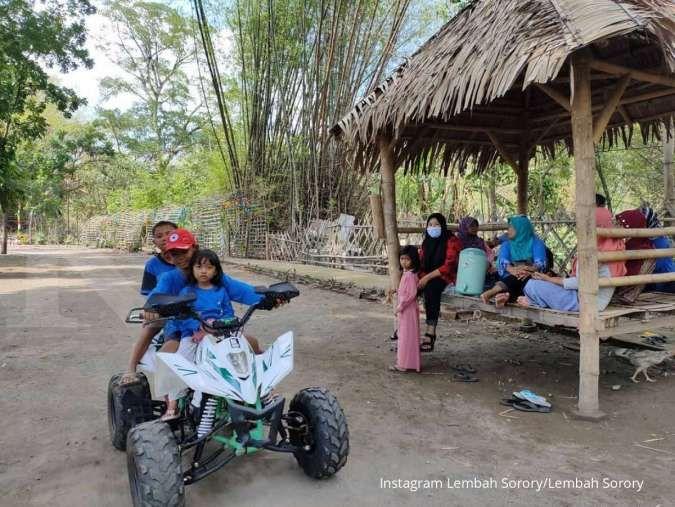 Lembah Sorory, destinasi wisata di Bantul yang dulunya tempat pembuangan sampah