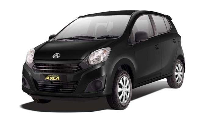 Harga mobil baru murah Daihatsu Ayla