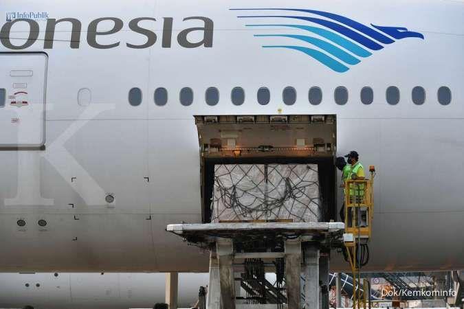 Melalui KirimAja, Garuda Indonesia (GIAA) catat kenaikan 57% pengiriman barang