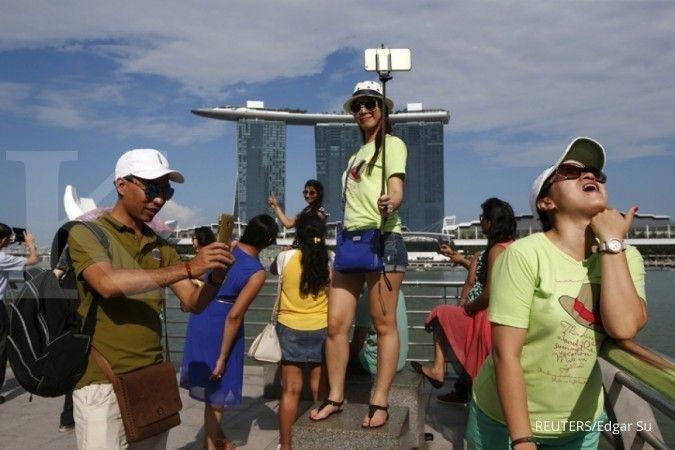 Pemerintah Singapura sebut wabah corona akan berdampak ke sektor ekonomi di tahun ini