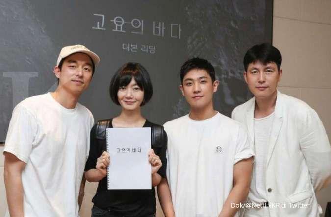 4 Drakor (drama Korea) terbaru, deretan series original Netflix dengan aktor populer