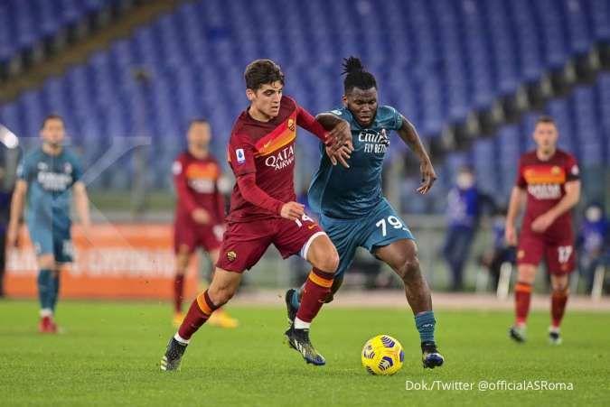 AS Roma vs Milan di Liga Italia: Rossoneri bangkit, bungkam i Lupi 1-2