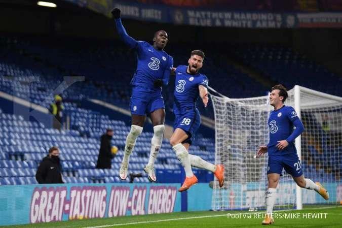 Chelsea vs Man City: Sengitnya kembali ke papan atas klasemen Liga Inggris