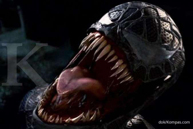 Ilustrasi. Film Venom sedang tayang di bioskop CGV.