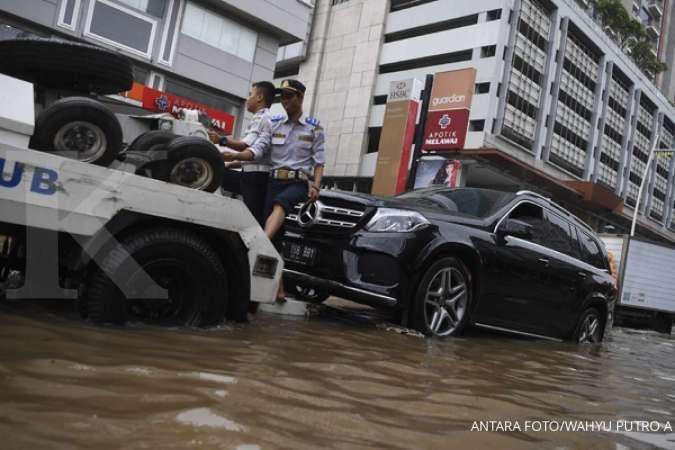 Sudah 6 kali Jakarta kebanjiran sejak awal 2020, Anies diminta dengarkan saran Jokowi