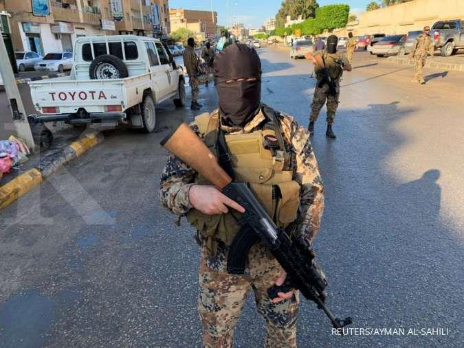 AS meminta seluruh tentara asing segera angkat kaki dari Libya