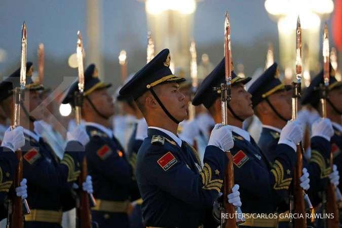Bukan dengan senjata, tapi China melancarkan perang dengan cara ini