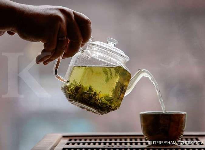 Bisa Anda coba, ini minuman herbal untuk diet