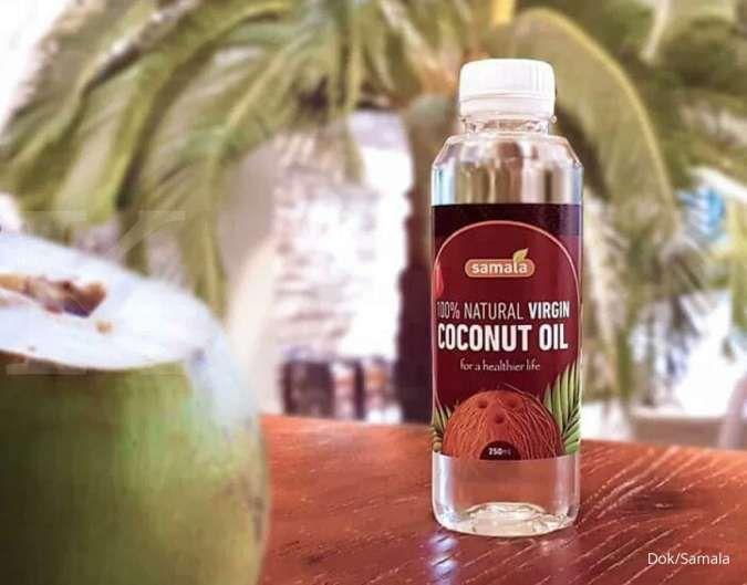 Banyak dicari di masa pandemi corona, ini manfaat minyak kelapa murni bagi kesehatan