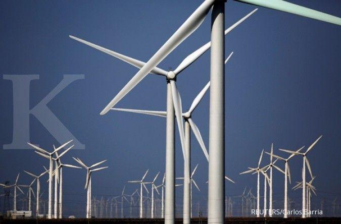 Begini strategi China kebut proyek pembangkit listrik tenaga surya dan angin
