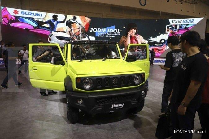 Bocoran spesifikasi mobil Suzuki Jimny 5 pintu terbaru muncul di Internet
