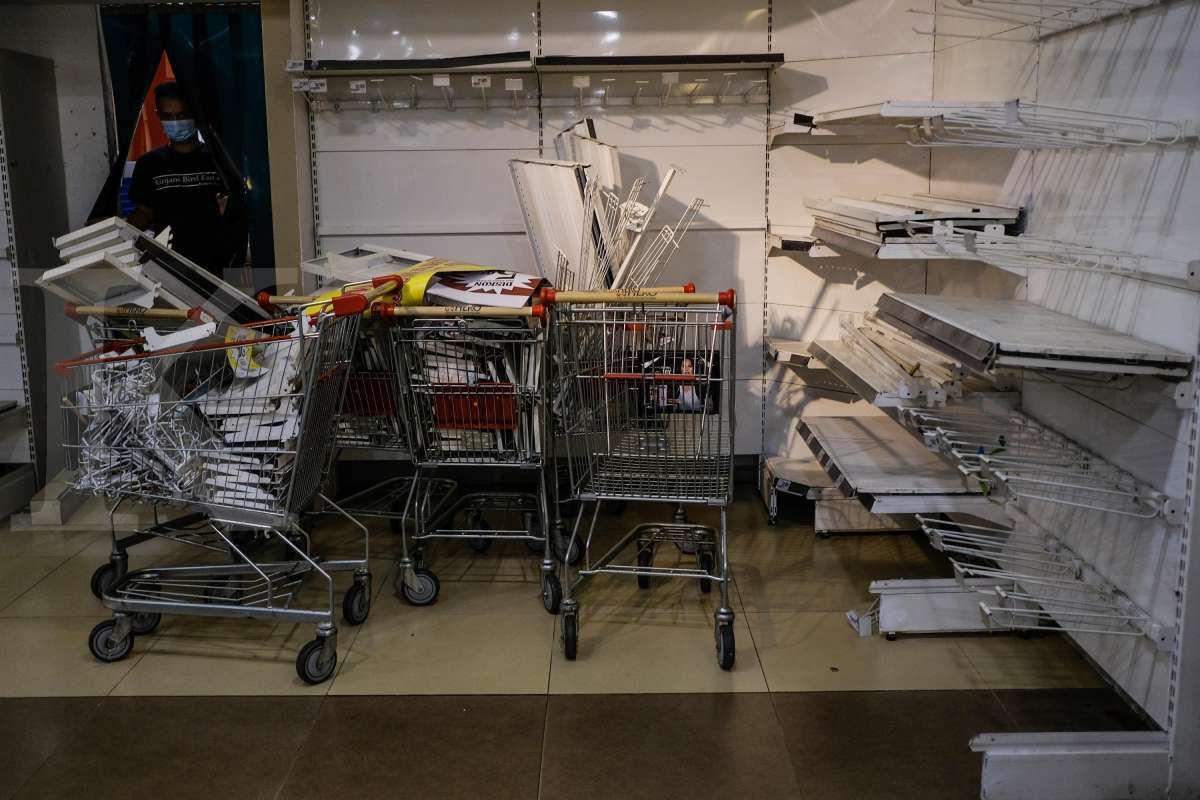Perkakas supermarket