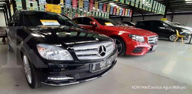 Didorong sektor otomotif, piutang pembiayaan multifinance mulai merangkak naik