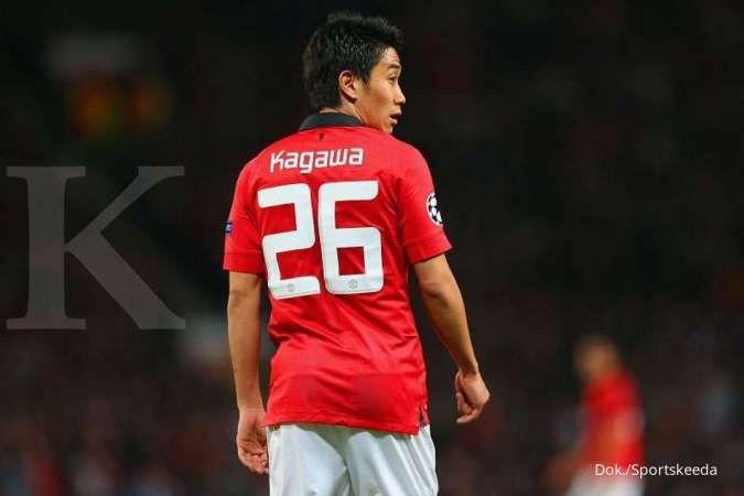 Shinji Kagawa, pemain berbakat yang gagal di Liga Inggris