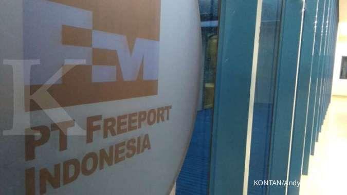 Freeport Indonesia sukses kerek produksi di semester I 2021