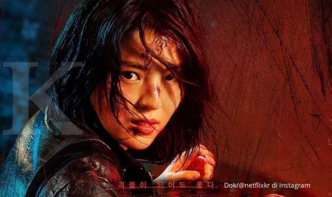 Drakor terbaru My Name segera tayang, inilah 4 drama Korea di Netflix bulan Oktober