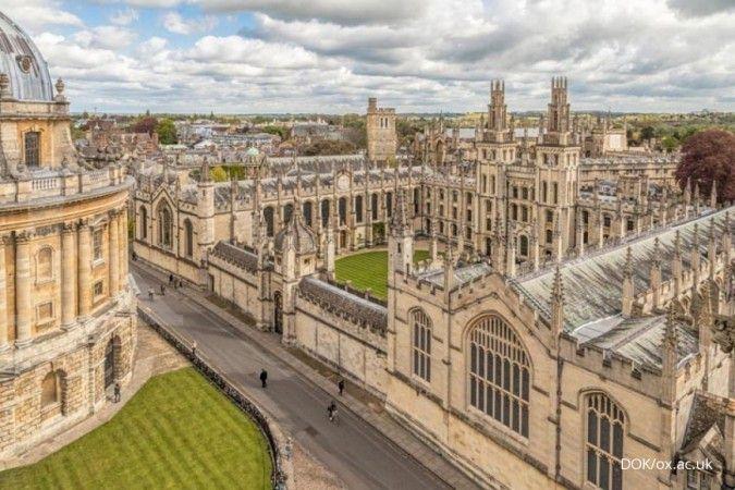 Pemburu beasiswa, ada beasiswa S2 di Oxford University yang bisa dicoba