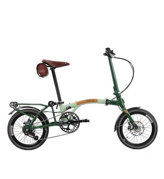 Tampil dengan warna baru, harga sepeda lipat United Trifold 11S LE bikin mata melotot
