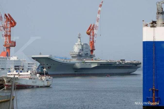 angkatan laut china