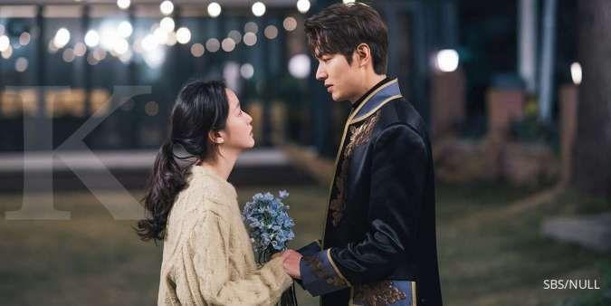 Lee Min Ho dalam drama Korea The King: Eternal Monarch.
