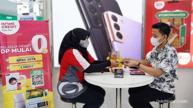 Home Credit salurkan pembiayaan elektronik hingga Rp 542 miliar saat bulan Ramadan