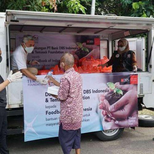 Bersama Hadapi Pandemi, Ini Upaya Bank DBS Indonesia Dalam Mendukung Karyawan & Masyarakat yang Terdampak