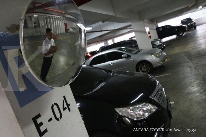 Tarif parkir di Jakarta akan naik, ini rincian tarifnya
