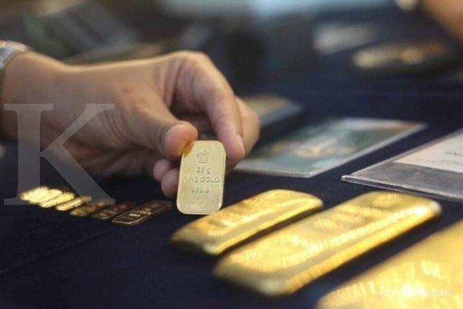 Peluang investasi emas batangan setelah kena pajak