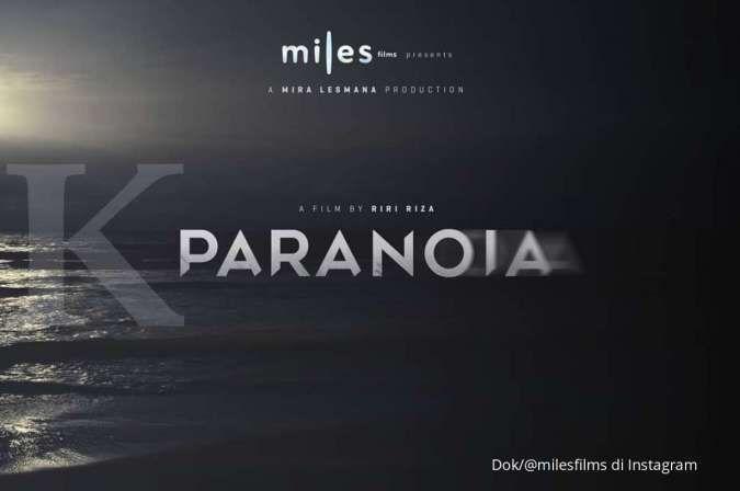 Film Indonesia terbaru Paranoia rilis poster terbaru, ada Nicholas Saputra