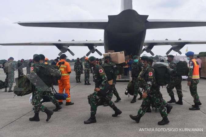 Jokowi perintahkan segera langkah darurat pasca gempa di Sulawesi Barat