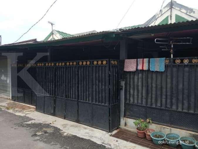 Hari terakhir daftar lelang rumah sitaan bank Rp 300-an juta, di Karawaci, Tangerang