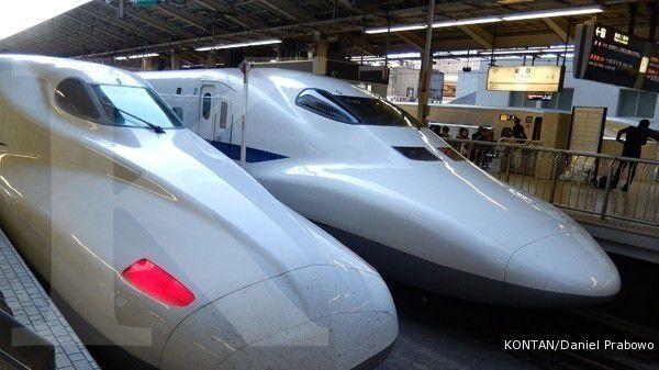 China-Jepang berebut proyek kereta cepat