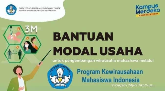 Ditjen Dikti - Program PKMI 2021 dari Ditjen Dikti, buat ...